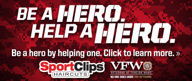 Sport Clips Haircuts of Athens ​ Help a Hero Campaign